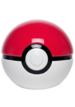 Pokemon Pokeball Ceramic Bank