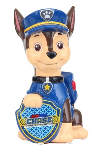Paw Patrol Chase Ceramic Bank