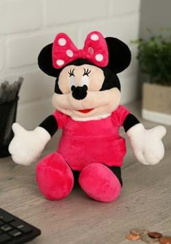 Plush Minnie Mouse Coin Bank Upd