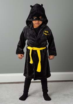 Boys Batman Fleece Robe Update
