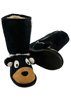 Kids Bear Toasty Toez Slippers