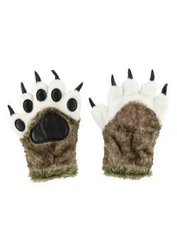 Kids Wolf Paw Mitt Glove