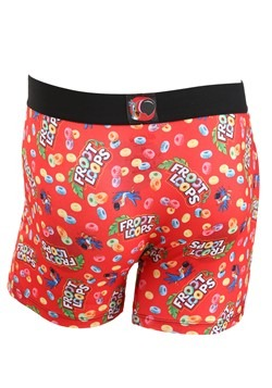 Crazy Boxers Froot Loops All Over Print Mens Boxer Alt 1