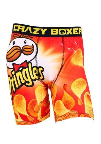 Crazy Boxers Pringles Mens Giant Boxers Briefs