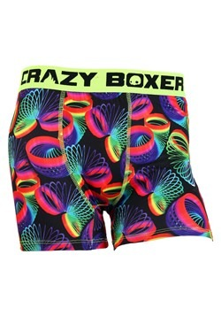 Crazy Boxers Everybody Loves a Slinky Mens Boxers