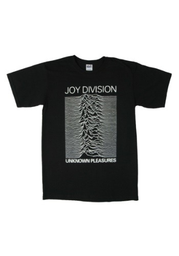 Unknown Pleasures Joy Division T-Shirt for Men