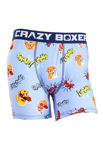 Crazy Boxers Vintage Kelloggs- Rice Krispies Men's