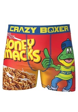 Crazy Boxers Honey Smacks Mens Boxers Briefs
