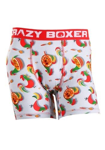 Crazy Boxers Vintage Kelloggs Corn Flakes Mens Box