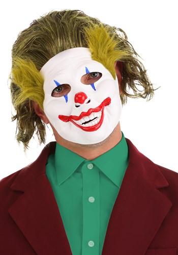Adult Crazy Clown Mask update1