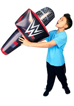 WWE Airnormous Big Bash Prop Microphone