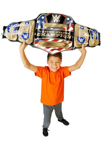Airnormous WWE United States Championship Title