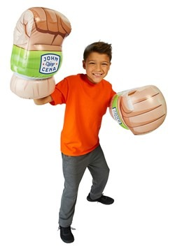 WWE Airnormous Deluxe John Cena Muscle Arms for Kids