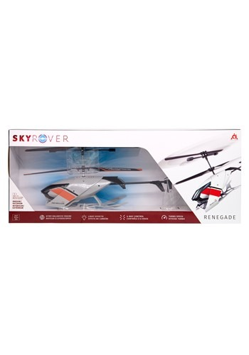 Remote Control Sky Rover Renegade Helicopter Drone