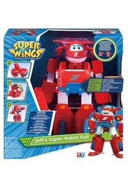 Super Wings Super Robot Suit