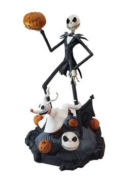 Nightmare Before Christmas Jack and Zero Finders K