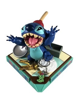 Stitch Compact Finders Keypers Statue
