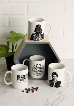 Star Wars 11oz Ceramic Coffee Cup 4 pack Update