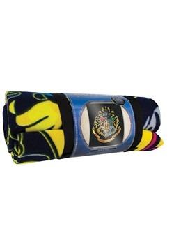 Harry Potter Howarts Crest Picnic Blanket