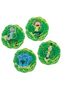Rick & Morty 3D Coasters