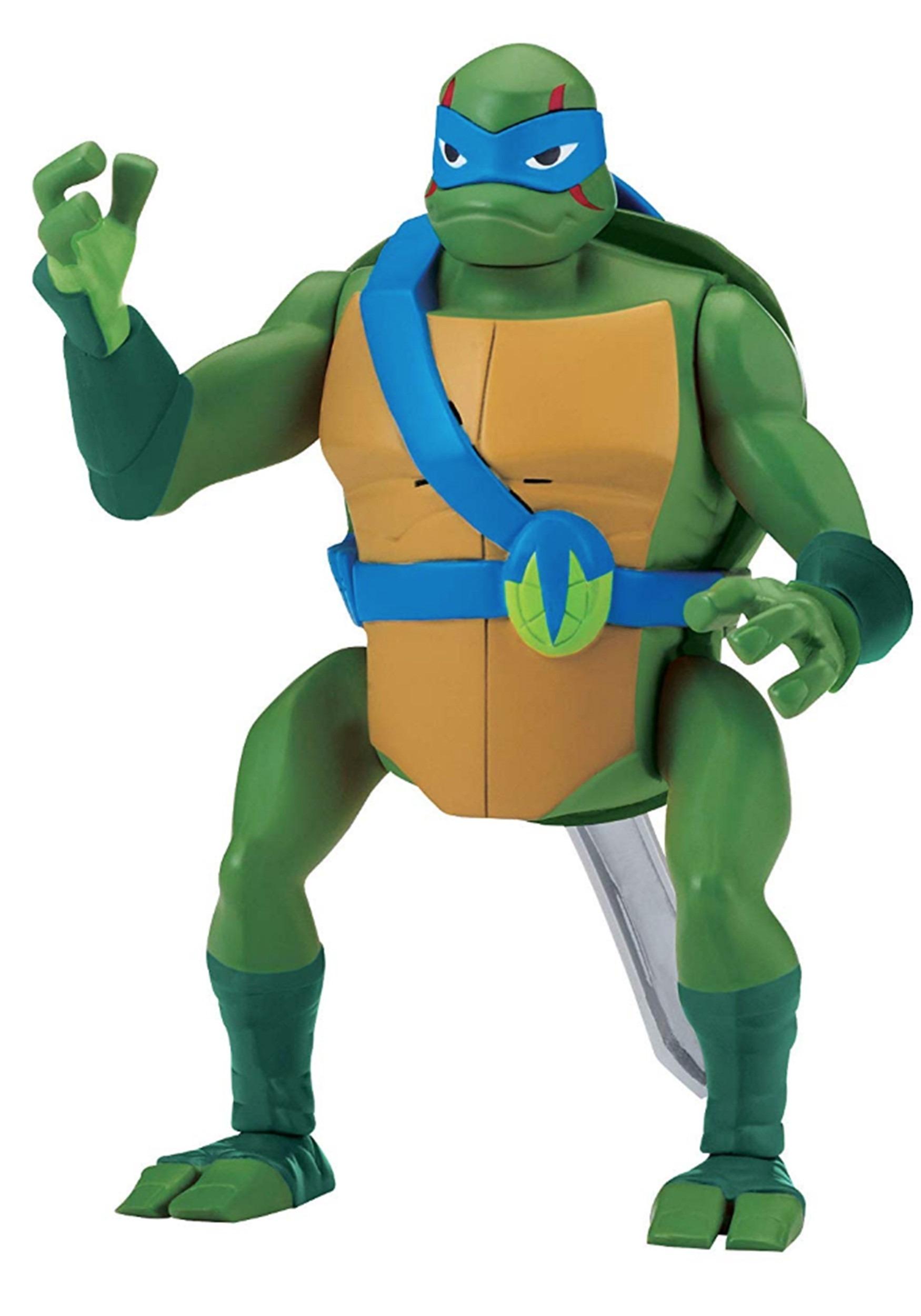 Backflip Attack Tmnt Leonardo Action Figure