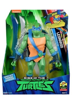 "TMNT Leonardo 10"" Giant Action Figure"