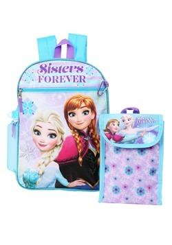 Frozen 5 in 1 Backpack Set