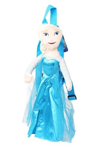 Frozen Elsa Plush Backpack
