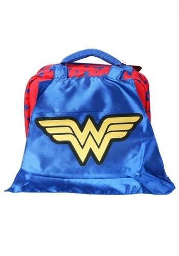 Wonder Woman Lunch Kit w/ Cape1