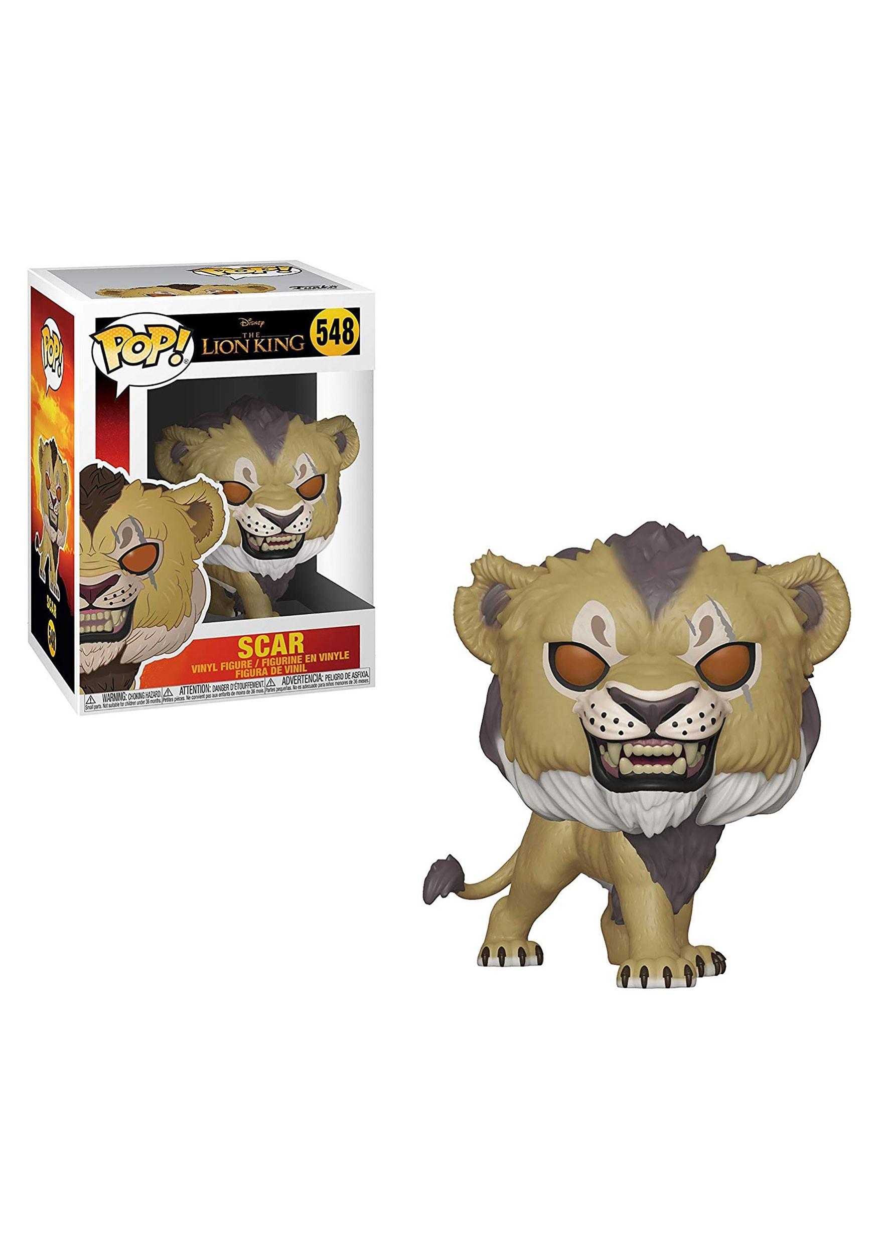 The Lion King Live Action Scar Pop Disney