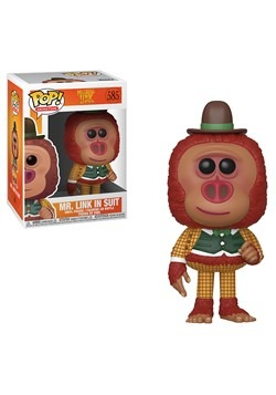 Pop! Animation: Missing Link- Link with Clothes