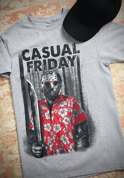 Friday the 13th Jason Casual Friday T-Shirt Update