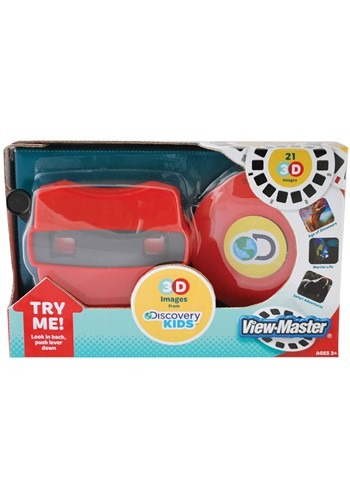 View Master Discovery Boxed Set