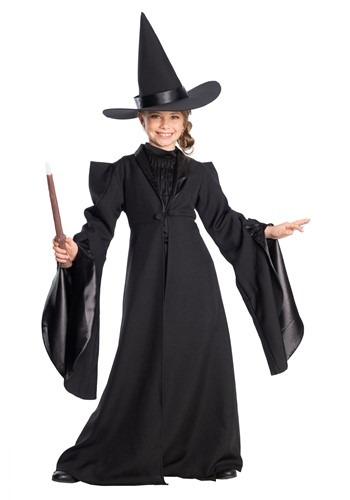 Harry Potter Girls Professor McGonagall Deluxe Costume