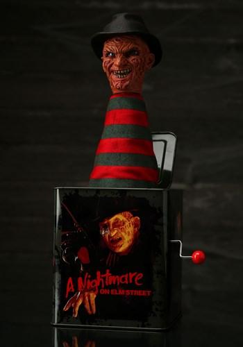 Nightmare on Elm Street Freddy Krueger Burst a Box 1