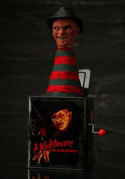 Nightmare on Elm Street Freddy Krueger Burst a Box 1