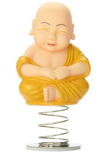 Dashboard Monk Figure