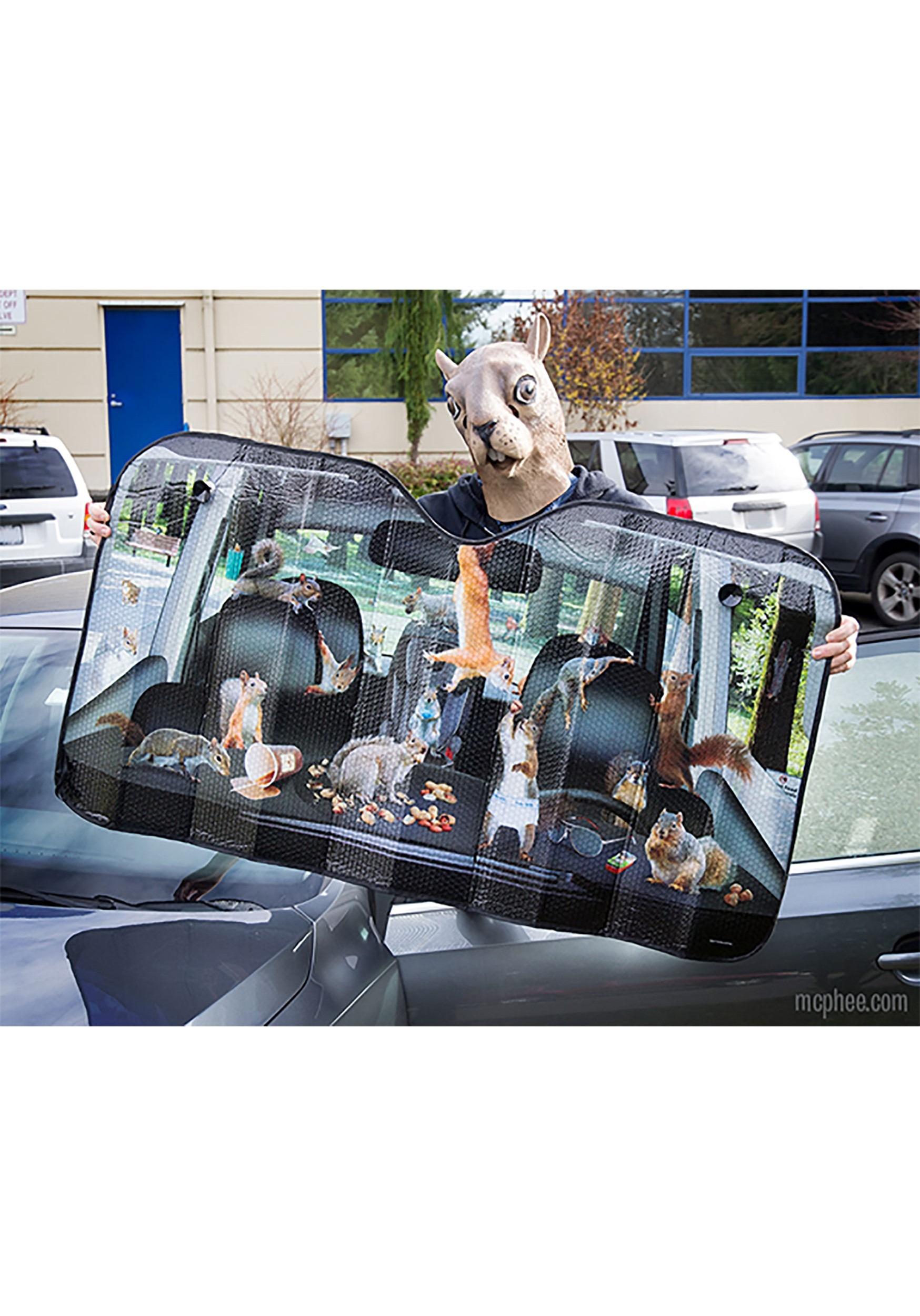 Eurasia Mickey Mouse Car Sun Shade Rear Window
