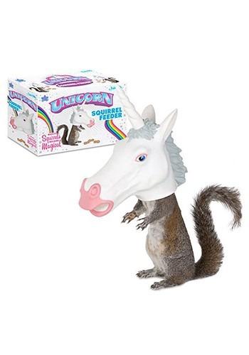 Unicorn Squirrel Feeder