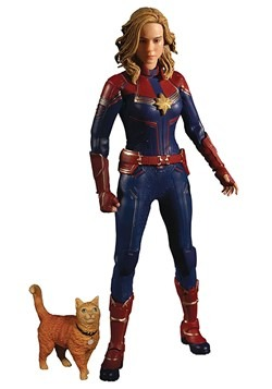 Captain Marvel One:12 Collective Figure