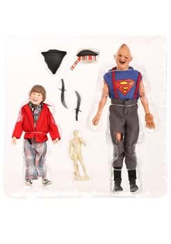 "Goonies Sloth & Chunk 8"" Clothed Action Figure 2-P"