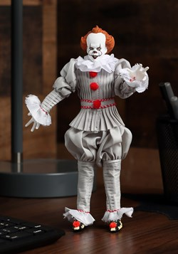 IT Pennywise Clothed 8 Action Figure