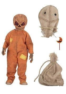 TrickrTreat Sam 5 75 Clothed Moveable Action Figure
