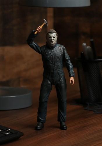 Ultimate Michael Myers Halloween 2 7 Scale Action Figure