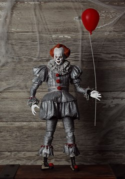 Pennywise IT 1/4 Scale Action Figure update