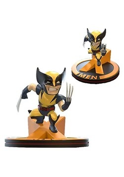 Wolverine Marvel 80th Anniversary Q-Fig Diorama