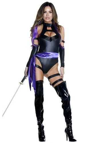 Womens Physic Ninja Costume