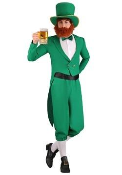 Plus Size Lucky Leprechaun Costume for Men