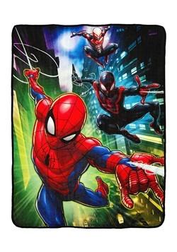 Spider-Man Swing City Super Soft Throw