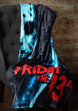 Friday the 13th Jason Angry Camper Throw Update
